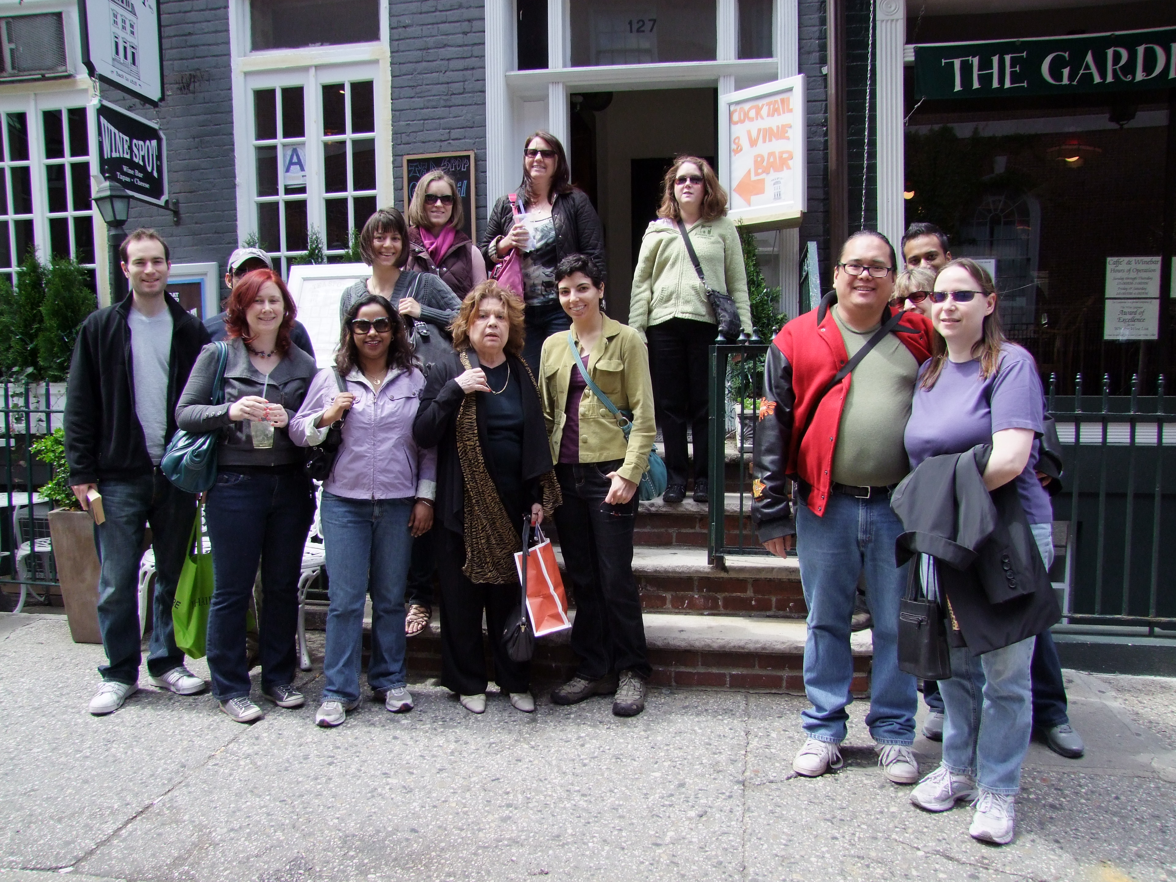 April Showers Bring More Tea Buy Walking Tour